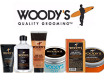 Woodys Salon Products
